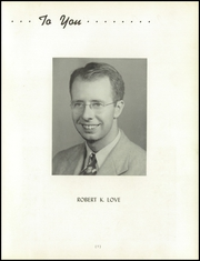 Page 11, 1951 Edition, Malden High School - Maldonian Yearbook (Malden, MA) online yearbook collection