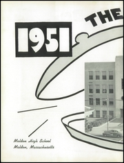 Page 6, 1951 Edition, Malden High School - Maldonian Yearbook (Malden, MA) online yearbook collection