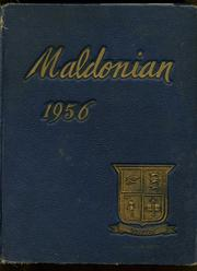 1956 Edition, Malden High School - Maldonian Yearbook (Malden, MA)
