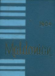 1964 Edition, Malden High School - Maldonian Yearbook (Malden, MA)