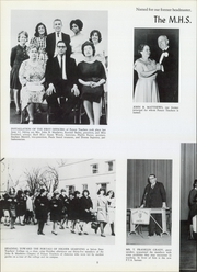 Page 12, 1965 Edition, Malden High School - Maldonian Yearbook (Malden, MA) online yearbook collection