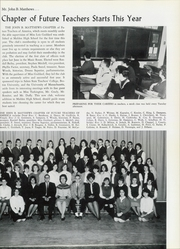 Page 13, 1965 Edition, Malden High School - Maldonian Yearbook (Malden, MA) online yearbook collection