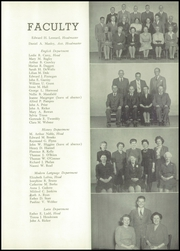 Page 11, 1947 Edition, Medford High School - Blue and White Yearbook (Medford, MA) online yearbook collection