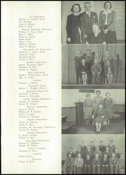 Page 13, 1947 Edition, Medford High School - Blue and White Yearbook (Medford, MA) online yearbook collection