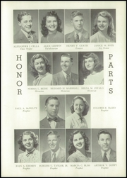 Page 17, 1947 Edition, Medford High School - Blue and White Yearbook (Medford, MA) online yearbook collection