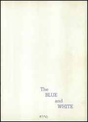 Page 5, 1947 Edition, Medford High School - Blue and White Yearbook (Medford, MA) online yearbook collection