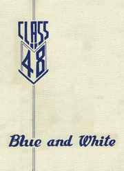 1948 Edition, Medford High School - Blue and White Yearbook (Medford, MA)