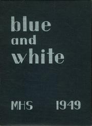 1949 Edition, Medford High School - Blue and White Yearbook (Medford, MA)