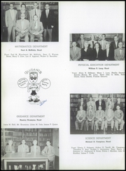 Page 16, 1956 Edition, Medford High School - Blue and White Yearbook (Medford, MA) online yearbook collection