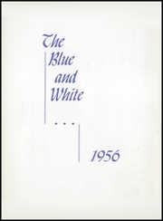 Page 6, 1956 Edition, Medford High School - Blue and White Yearbook (Medford, MA) online yearbook collection