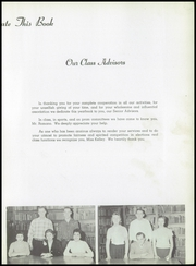 Page 9, 1956 Edition, Medford High School - Blue and White Yearbook (Medford, MA) online yearbook collection