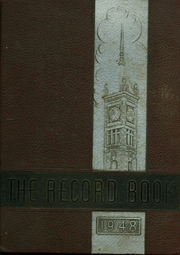 1948 Edition, Durfee High School - Durfee Record Yearbook (Fall River, MA)
