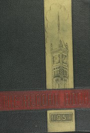 1951 Edition, Durfee High School - Durfee Record Yearbook (Fall River, MA)