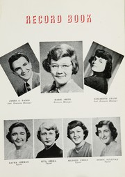 Page 13, 1951 Edition, Durfee High School - Durfee Record Yearbook (Fall River, MA) online yearbook collection