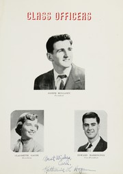 Page 15, 1951 Edition, Durfee High School - Durfee Record Yearbook (Fall River, MA) online yearbook collection