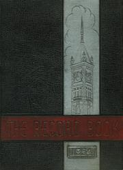 1954 Edition, Durfee High School - Durfee Record Yearbook (Fall River, MA)