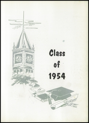 Page 17, 1954 Edition, Durfee High School - Durfee Record Yearbook (Fall River, MA) online yearbook collection