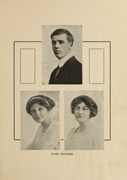 Page 15, 1913 Edition, Waltham High School - Mirror Yearbook (Waltham, MA) online yearbook collection