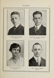Page 11, 1919 Edition, Waltham High School - Mirror Yearbook (Waltham, MA) online yearbook collection