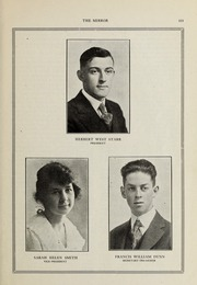 Page 15, 1919 Edition, Waltham High School - Mirror Yearbook (Waltham, MA) online yearbook collection