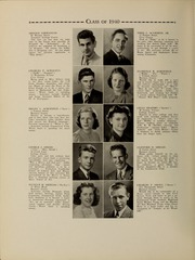 Page 54, 1940 Edition, Waltham High School - Mirror Yearbook (Waltham, MA) online yearbook collection