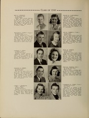 Page 56, 1940 Edition, Waltham High School - Mirror Yearbook (Waltham, MA) online yearbook collection