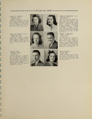 Page 59, 1940 Edition, Waltham High School - Mirror Yearbook (Waltham, MA) online yearbook collection