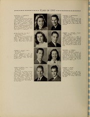 Page 60, 1940 Edition, Waltham High School - Mirror Yearbook (Waltham, MA) online yearbook collection