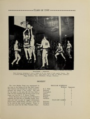 Page 71, 1940 Edition, Waltham High School - Mirror Yearbook (Waltham, MA) online yearbook collection