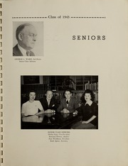 Page 11, 1943 Edition, Waltham High School - Mirror Yearbook (Waltham, MA) online yearbook collection