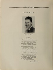 Page 12, 1943 Edition, Waltham High School - Mirror Yearbook (Waltham, MA) online yearbook collection