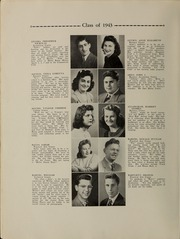 Page 14, 1943 Edition, Waltham High School - Mirror Yearbook (Waltham, MA) online yearbook collection