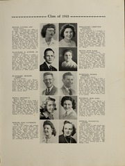 Page 15, 1943 Edition, Waltham High School - Mirror Yearbook (Waltham, MA) online yearbook collection