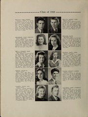 Page 16, 1943 Edition, Waltham High School - Mirror Yearbook (Waltham, MA) online yearbook collection