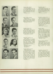 Page 10, 1946 Edition, Waltham High School - Mirror Yearbook (Waltham, MA) online yearbook collection