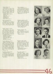 Page 11, 1946 Edition, Waltham High School - Mirror Yearbook (Waltham, MA) online yearbook collection