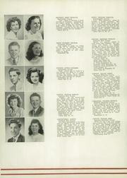 Page 12, 1946 Edition, Waltham High School - Mirror Yearbook (Waltham, MA) online yearbook collection