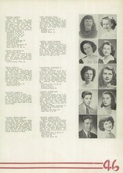 Page 13, 1946 Edition, Waltham High School - Mirror Yearbook (Waltham, MA) online yearbook collection