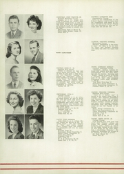 Page 14, 1946 Edition, Waltham High School - Mirror Yearbook (Waltham, MA) online yearbook collection