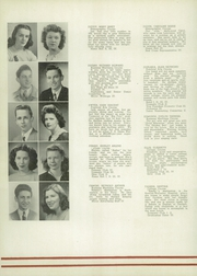 Page 16, 1946 Edition, Waltham High School - Mirror Yearbook (Waltham, MA) online yearbook collection