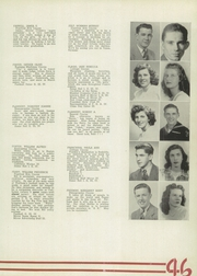 Page 17, 1946 Edition, Waltham High School - Mirror Yearbook (Waltham, MA) online yearbook collection