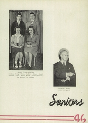 Page 9, 1946 Edition, Waltham High School - Mirror Yearbook (Waltham, MA) online yearbook collection