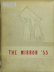 Page 1, 1955 Edition, Waltham High School - Mirror Yearbook (Waltham, MA) online yearbook collection
