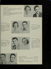 Page 17, 1955 Edition, Waltham High School - Mirror Yearbook (Waltham, MA) online yearbook collection