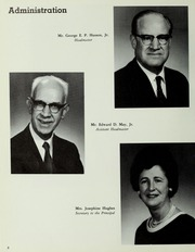 Page 12, 1971 Edition, Waltham High School - Mirror Yearbook (Waltham, MA) online yearbook collection