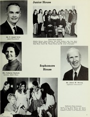 Page 13, 1971 Edition, Waltham High School - Mirror Yearbook (Waltham, MA) online yearbook collection