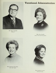 Page 15, 1971 Edition, Waltham High School - Mirror Yearbook (Waltham, MA) online yearbook collection