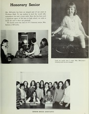 Page 7, 1971 Edition, Waltham High School - Mirror Yearbook (Waltham, MA) online yearbook collection
