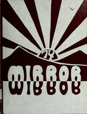 1974 Edition, Waltham High School - Mirror Yearbook (Waltham, MA)