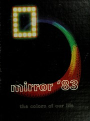 1983 Edition, Waltham High School - Mirror Yearbook (Waltham, MA)